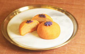 柚子清甜 滋味唐果子
