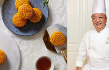 【VOGUE報導】傳奇點心師傅葉永華親寫:入行超過50年創出流心月餅的故事
